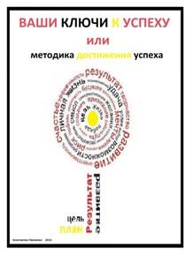 Автор: Константин Панченко или методика достижения успеха.